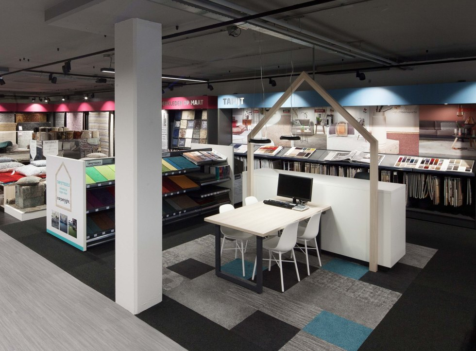 H-Kwadraat rchitectuur / Carpetright NL / BE