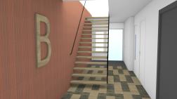 1403B800 - Interieur materalisatie-Scene 3