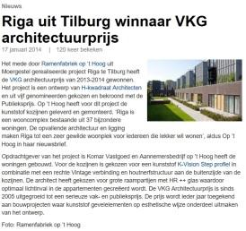 VKG architectuurprijs
